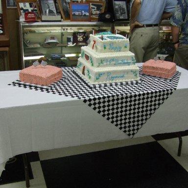 Raymond Parks 94th Birthday cake