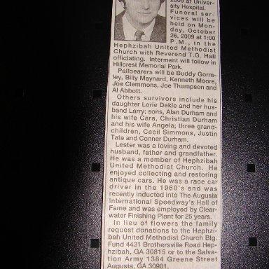 Lester Durham obitutary 005