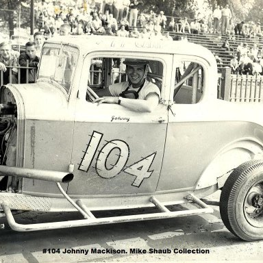 #104 Johnny Mackinson