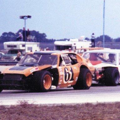 Richie Evans Pinto Daytona 1974
