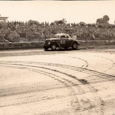 Opening of Palm Beach Speedway