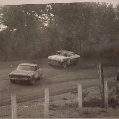 ROGER WARE 43 AND CHARLIE BLANTON IN THE 0