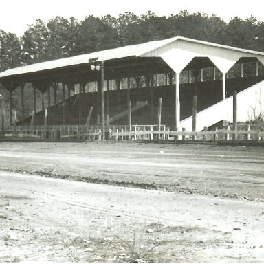 RUTHERFORD COUNTY SPEEDWAY IN SPINDALE, NC