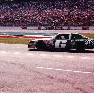 The King driving #6