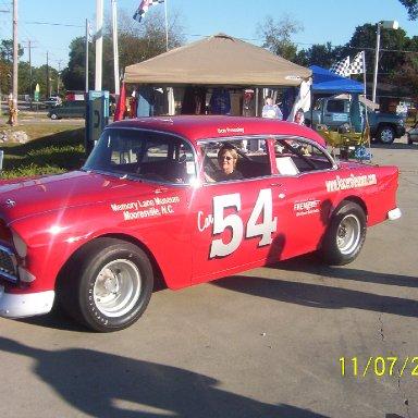 Bob Pressley Car 54