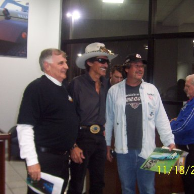 Richard Petty at Mike Addy Dodge 008