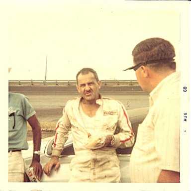 Wendell Scott at MGR