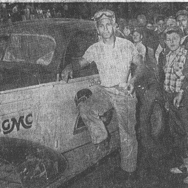 BUTCH TORRIE 1956