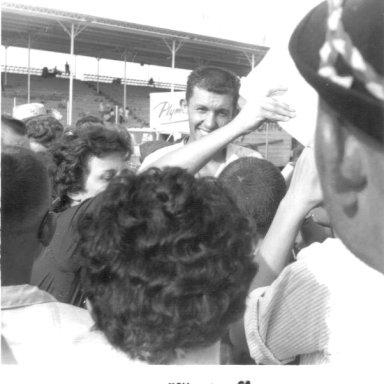 Richard Petty, Darlington, 1964