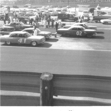 Augusta Speedway, 1964