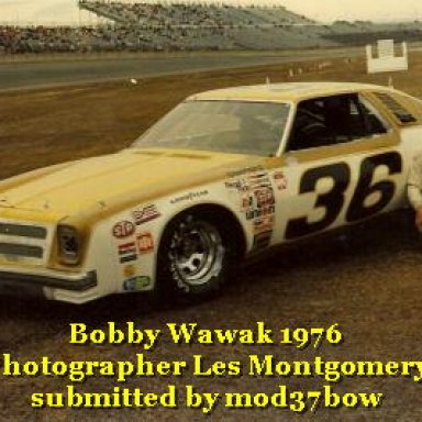 bobby wawak