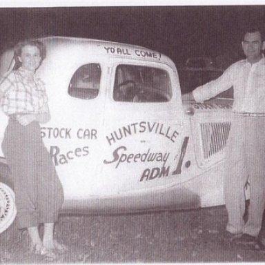 Huntsville Speedway Pace Car