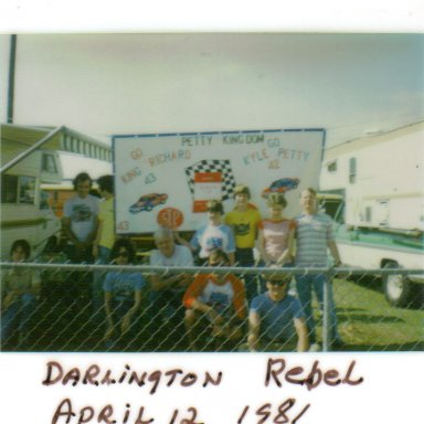 Darlington, April 12, 1981