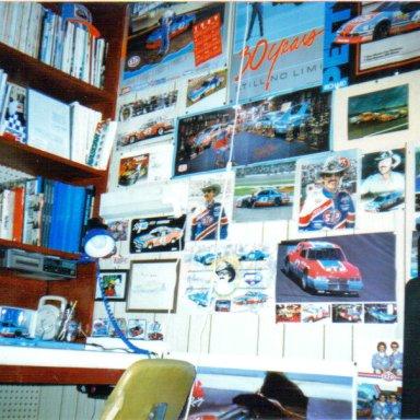 Legend's Petty Racing Room