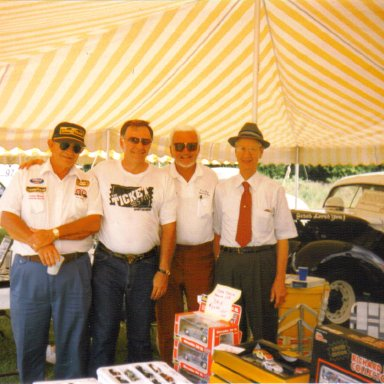 J.B. Day, Tim Leeming, Tim Flock, Raymond Parks, 1994