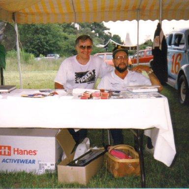 Tim Leeming and Joe Penland, 1994