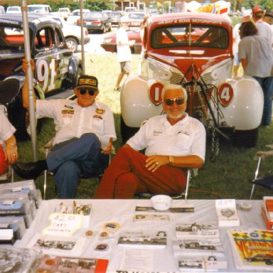J.B. Day and Tim Flock, 1994