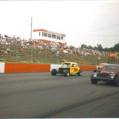 Greenville-Pickens Speedway, Vintage Car Race