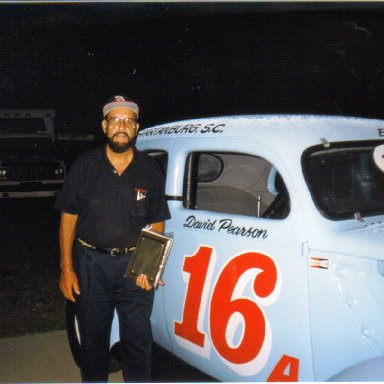 Joe Penland, Greenville-Pickens Speedway