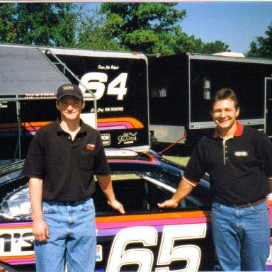 Justin And Jacob Hobgood, Car 65