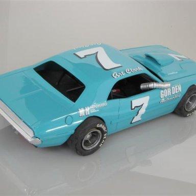 ArtClark 7 Challenger Late Model 1972