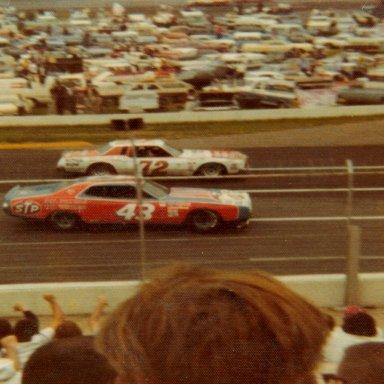 petty 1976 Old Dominion 500