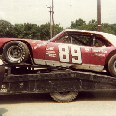 Billy Smith LMS 1979 Langley Speedway 2