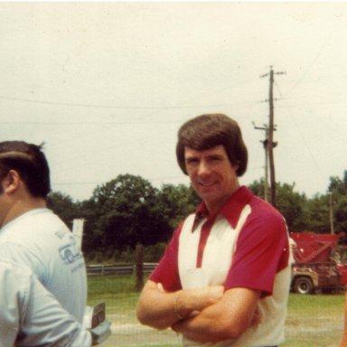 Darrell Waltrip 1979 Langley Speedway