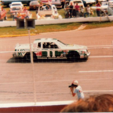 #11 1981 Old Dominion 500
