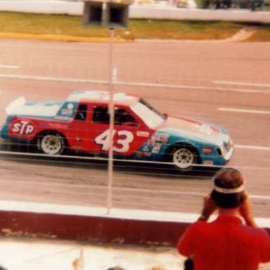#43 1981 Old Dominion 500 2
