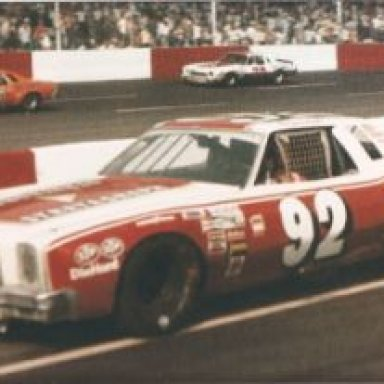 Terry Labonte's Debut