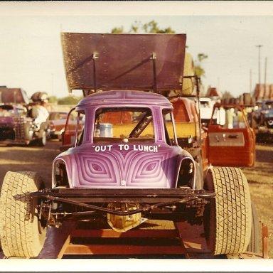 Merced Speedway, Calif