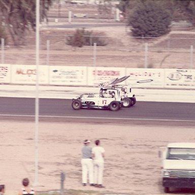 Madera Speedway, calif 1972