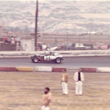 San Jose Speedway, Calif 1972