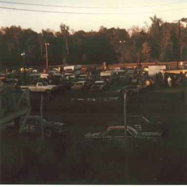 Summerville Speedway 1972