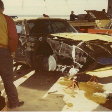 Bobby Watson Wreck Talladega