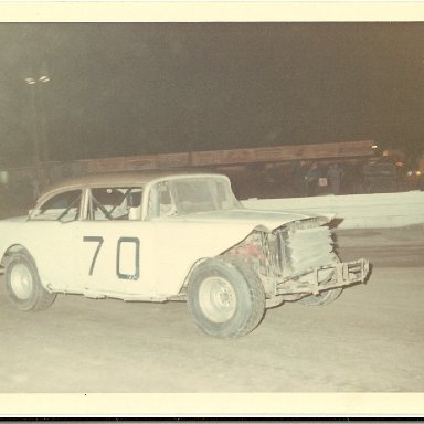 Frank Hager 1968 at Lebanon Valley