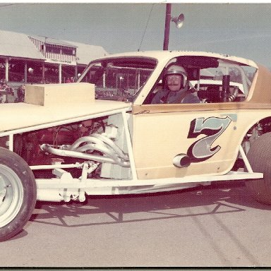 Frank Hager 1973 Fonda Speedway