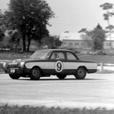 Marvin Panch in the 12 hrs of Sebring