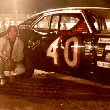 Franklin County Speedway 1981