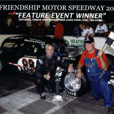 Friendship Motor Speedway 6-11-05