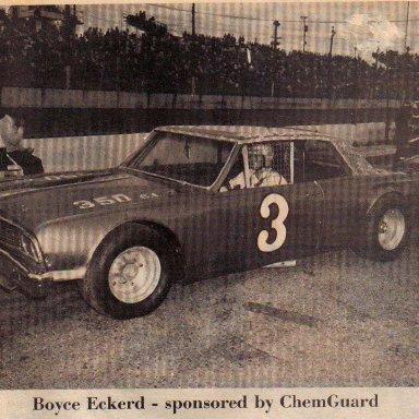 Boyce Eckerd