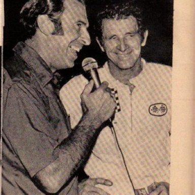 Bob Pressley & Ned Jarret