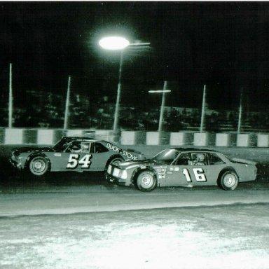 Bob Pressley & Butch Lindley