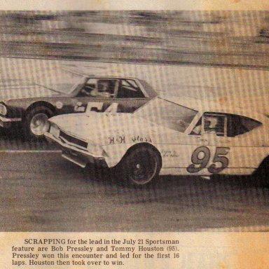 Tommy Houston & Bob Pressley