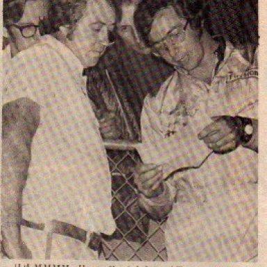 Harry Gant & Tommy Houston