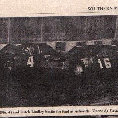 Butch Lindley & Harry Gant