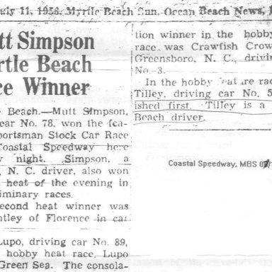 Coastal Spdwy Article 1956(2)