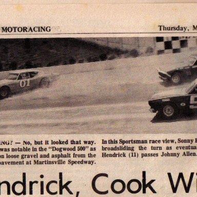 Sonny Hutchins & Ray Hendrick