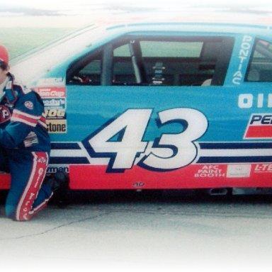 Richard Petty-43-STP